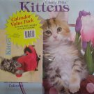 Kittens 2009 Wall Calendar 16 Month Kitties + Bonus Pocket Calendar NEW