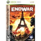 EndWar XBOX 360 Platform Sealed NEW Same Day Shipping