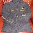 Mens Solid Black Missouri Tigers Jacket Coat NCAA Branded Size Medium with TAGS