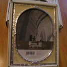 Lot of 2 Picture or Photo Frames Home Collection High Shine + Gift Box NEW