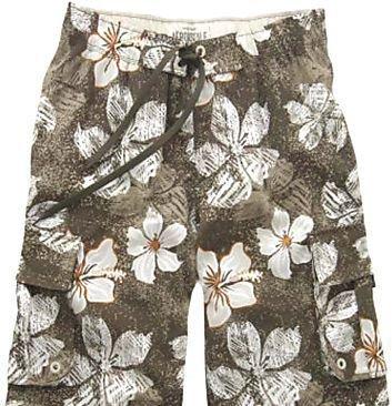 Mens Aeropostale Board Shorts Aeropostale Shorts Medium NEW Floral Print