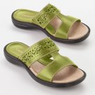 NEW GREEN Women's Sandals Croft Barrow Size 8 Womens Casual Casey Sandals NEW