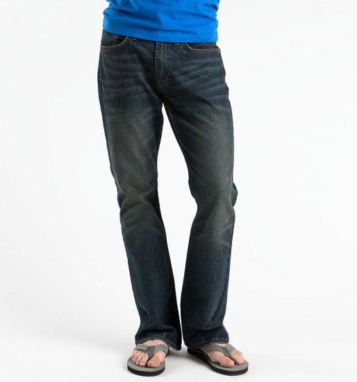 Mens Bullhead Wilshire Boot Inky Blue Jeans 30x30 NEW PacSun