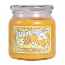 For Every Body Soy Jar Candle Large 21 Oz. Vanilla Tangerine Scent Burns up to 150 Hours