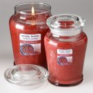 Yankee Candle Simply Home Tart Cranberry Jar Candle 12 Oz - Burns up to 75 Hours NEW