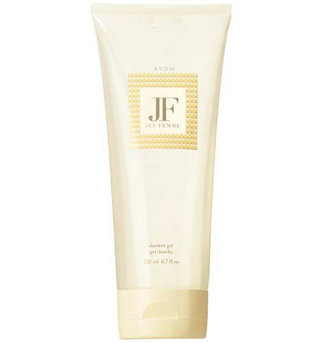 New Avon Jet Femme Large Size Fragrant Shower Gel 6.7 Fl. Oz