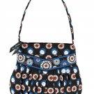 Vera Bradley Purse Handbag Small Bag Hannah Night Owl $45 NEW