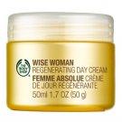 New The Body Shop Wise Woman Regenerating Day Cream 1.7 Fl Oz - $32
