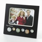 "New View Family 4"" x 6"" Frame $18.99 Black NEW"