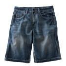 Mens Sz. 29 Distressed Jean Denim Shorts by Urban Pipeline New $40.00