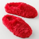 Womens Plush Clog Slippers by SO RED Size Large NEW $28