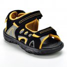 NEW Size 7T Boys Sport Sandals from Jumping Beans BLACK & Yellow $29.99