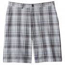 Mens 34 Grand Slam Paid Shorts Grays Modern Fit NEW $55