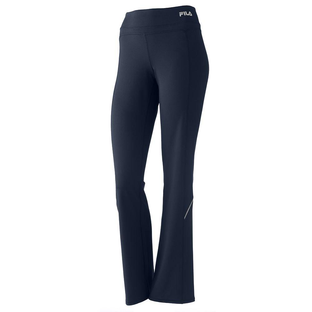 NAVY BLUE Size Medium M FILA Sport Reflector Womens Running Sports Athletic Pants NEW $45.00