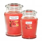 Yankee Candle Simply Home 12-oz. Autumn Blooms Jar Candle - Burns up to 80 Hours NEW