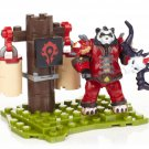 Mega Blocks World of Warcraft RoJo 91050 31 Piece Set NEW