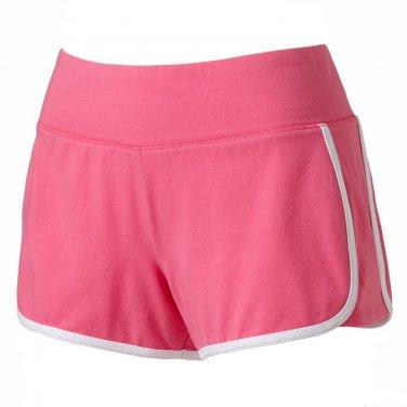 NEW Medium Pink Womens Large Performance Shorts Candies Brand NEW