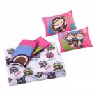 BOBBY JACK TEXT ME SHEET SET - Twin Size - Super Cute NEW