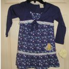 NEW Classic Pooh Winnie the Pooh Girls Size 4T Dress Toddlers