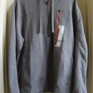 Mens Tehama Hoodie Hooded Jacket in Gray Size Extra Large XL NEW $68
