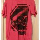 HYBRID Heather Red Band Graphic T-Shirt Tee Sz Small or S Mens NEW