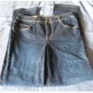 Womens Charter Club Classic Jeans Size 4 Petite or Short Dark Wash NEW