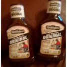Lot of 2 KC Masterpiece Barbeque Sauce Original Flavor 18 Ounce Each SEALED