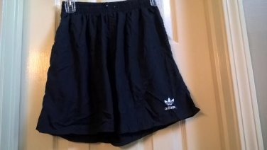 RARE Vintage Adidas Navy Soccer Running Swim Shorts Size M Athletic Retro