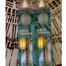 Bath & Body Works Cotton Blossom Fragrance Mist 8 oz NEW SEALED