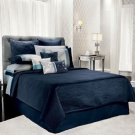 NEW JLo Jennifer Lopez King Size Coverlet Quilt Manor Collection Bedding $190
