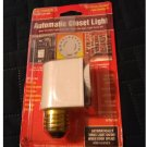 Touch & Glow Automatic Closet Light Model # EZT-ACL New in Package