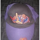 New Old Stock 2006 MARVEL Amazing Spiderman Baseball Hat or Cap Youth Size Adj.