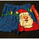 NEW Musical Santa Clause Christmas Boxer Shorts Boxers Size Medium M