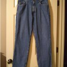 Pre-Owned Mens Medium Wash Jeans by Urban Pipeline 34 x 30 Relaxed Fit Regular Rise
