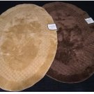 NEW LOT OF 2 Waverly Bath Rugs - Gold & Brown Oval 30 x 46 by Waverly Home