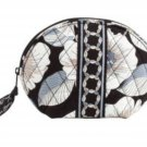 Vera Bradley Mirror Cosmetic Bag Camellia Pattern $34 NEW