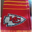 NEW Kansas City Chiefs NFL Licensed Scarf by Forever Collectibles KC Chiefs Scarf