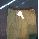 NEW Croft & Barrow Polyester Blend Boxer Shorts Boxers Mens Green Size Large