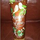 Bath & Body Works GINGERBREAD LATTE 24 Hour Moisture Ultra Shea Cream 8 oz NEW SEALED