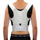 Magnet Therapy Posture Corrector Magnetic Shoulder Back Brace Belt Vest Unisex Adjustable