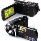 1080P Digital Video Camcorder Full HD 16 MP 16x Digital Zoom DV Camera Kit