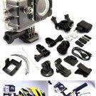 12MP HD Car Bike Helmet Cam Sports DV Waterproof Camera SJ4000