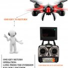 SKY HAWKEYE 1315S Headless Mode 4CH 2.4GHz RC FPV Quadcopter Drones with 5.8GHz LCD Monitor