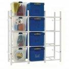 Bin Warehouse DFAE2MBW0431 12 Tote Edition (32 Gallon)