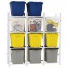 Bin Warehouse DFAE2MBW-12TC 12 Tote Compact Edition (22 Gallon)