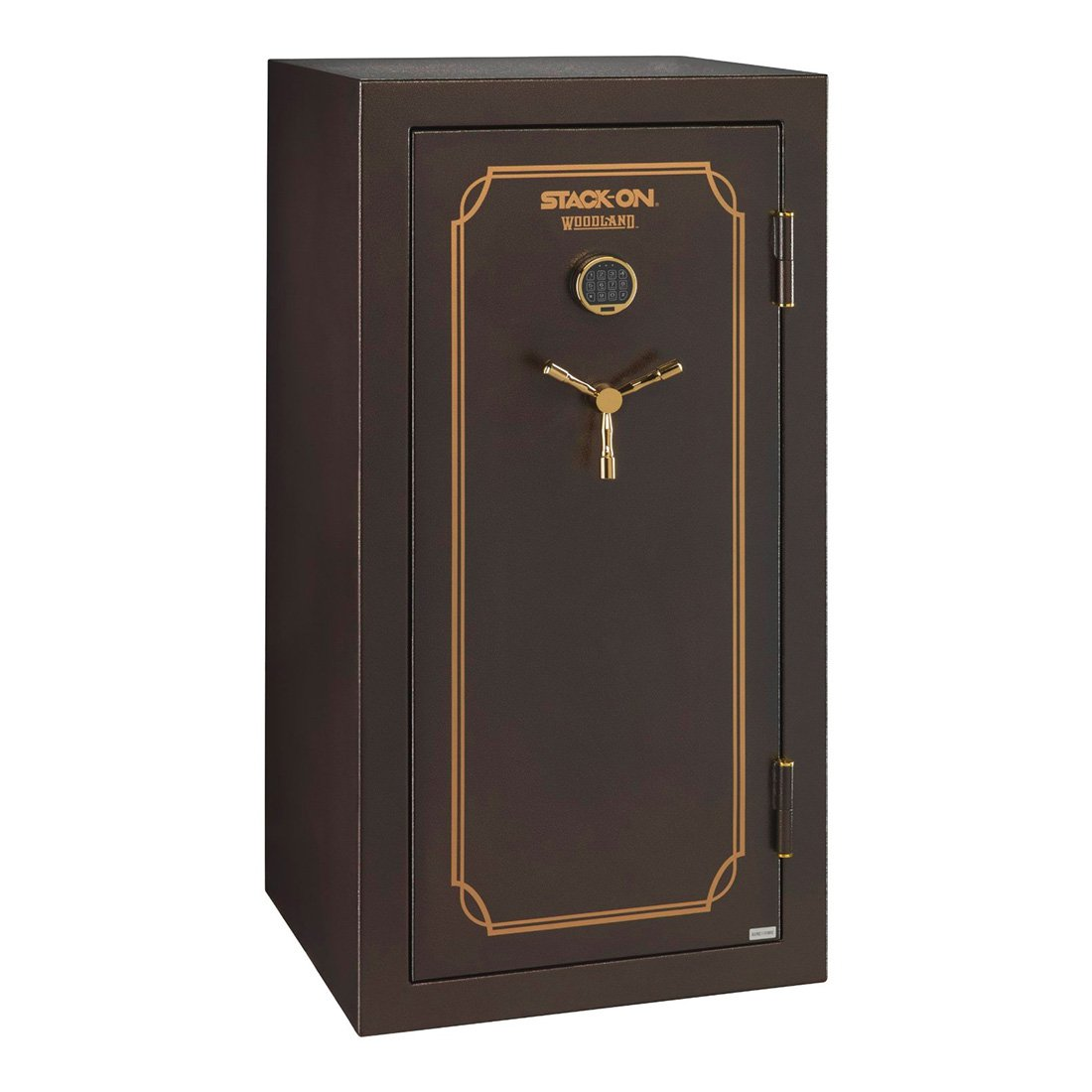 Stack On W 40 Bh E S Woodland 40 Gun Fire Resistant Safe