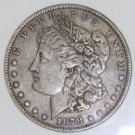 1878 Triple Blossom VAM 198 Top 100 VAM Extra Fine Morgan Silver Dollar XF45