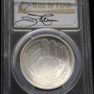 2014 Jim Palmer Baseball Hall of Fame MS 70 Commemorative Silver Dollar