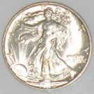 1945 MS 65 Gem Certified Walking Liberty Silver half Dollar