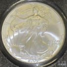 Brilliant 2005 MS 69 PCGS Certified American Eagle Silver Dollar